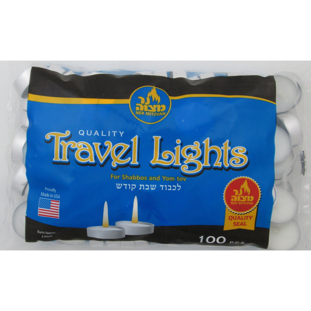 Tealights Candles - 100 Pack