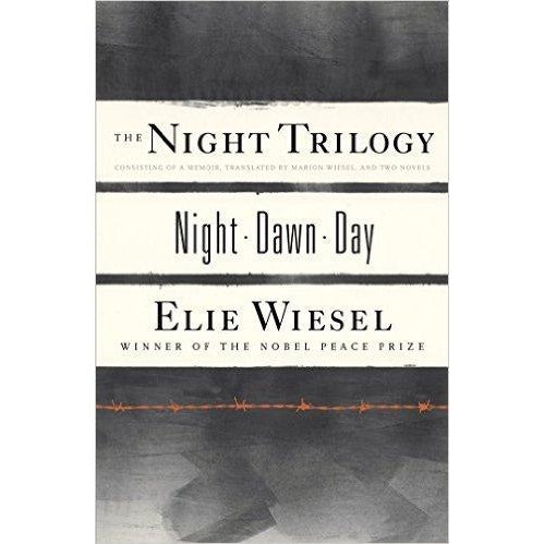 Night/dawn/day Elie Wiesel