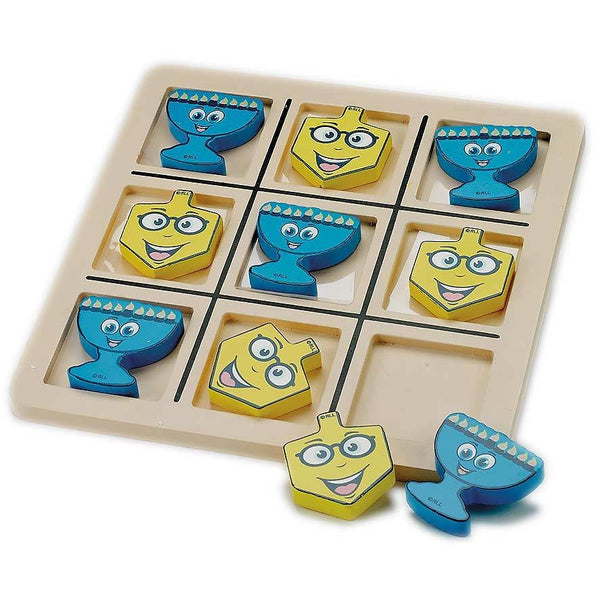 Tic Tac Toe Chanukah