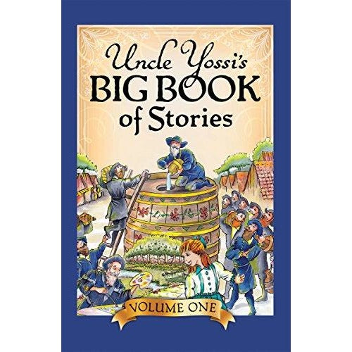 Uncle Yossis Big Book Of Stories