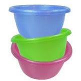 Wash Bowl Plastic