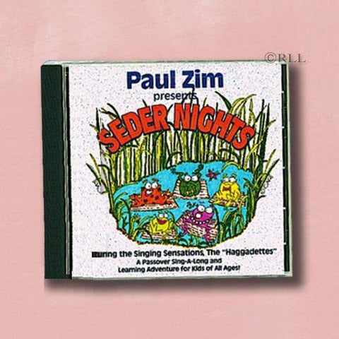 Paul Zim - Seder Nights CD
