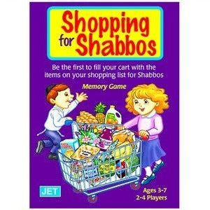 Shopping For Shabbos