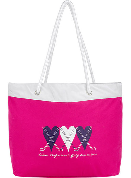 LPGA Patterned Tote
