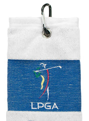 LPGA Official Logo Tri-Fold Towel
