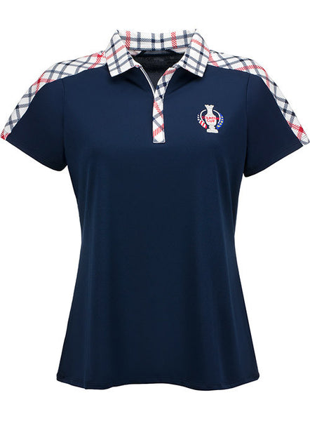2017 Solheim Cup Sunday Player Polo by Antigua