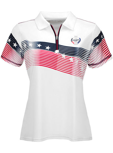 2017 Solheim Cup Monday Player Polo by Antigua