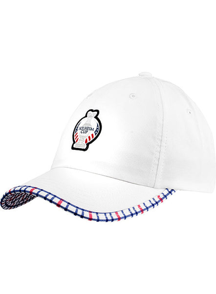 2017 Solheim Cup Player Contrast Bill Hat  By Imperial