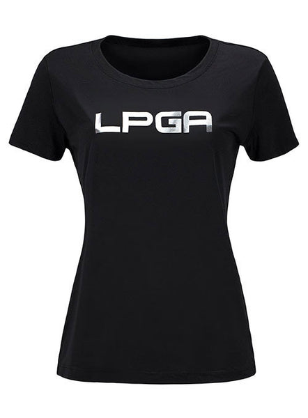 LPGA Future Print Performance T-Shirt