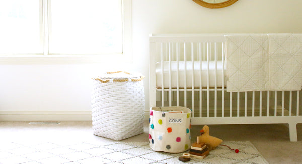 One Nursery Three Ways