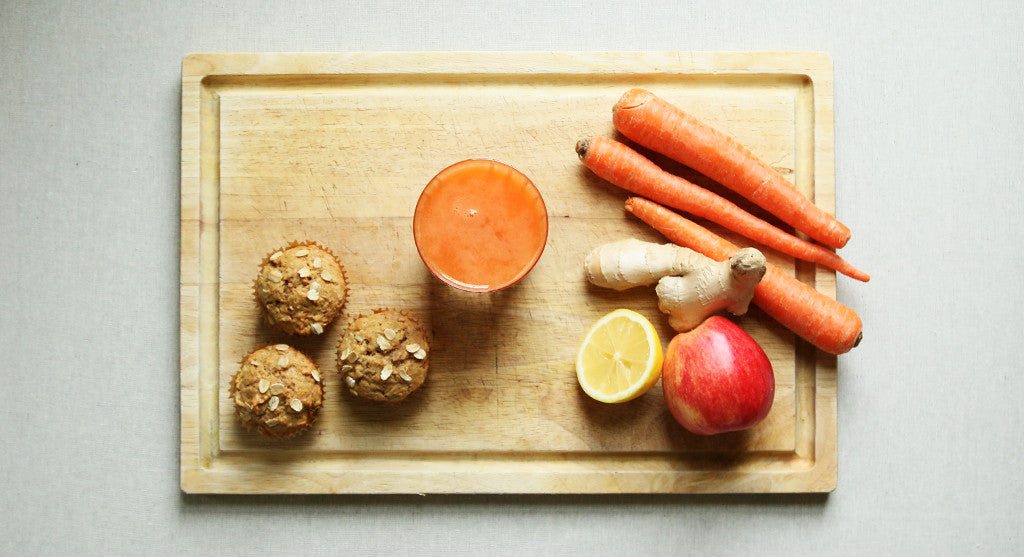 The Healthy Juice and Pulp Muffins We Can't Stop Making