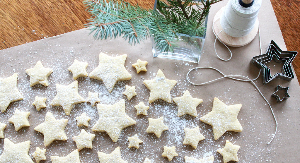Odette Williams' Vanilla Sugar Cookies