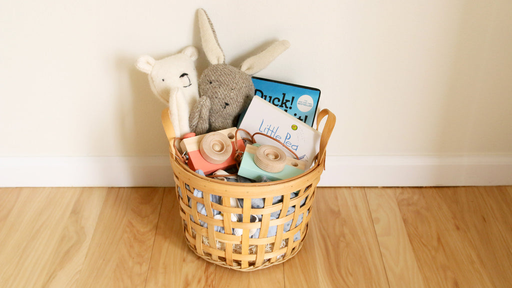 Easter basket ideas momkind sloan cooper 1 year old twins negle Gallery