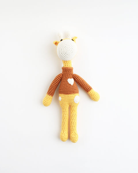 George the Giraffe Doll