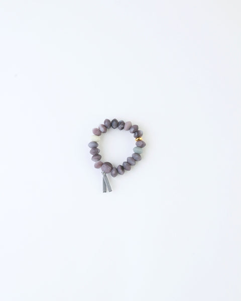 Teething Bracelet — Pewter