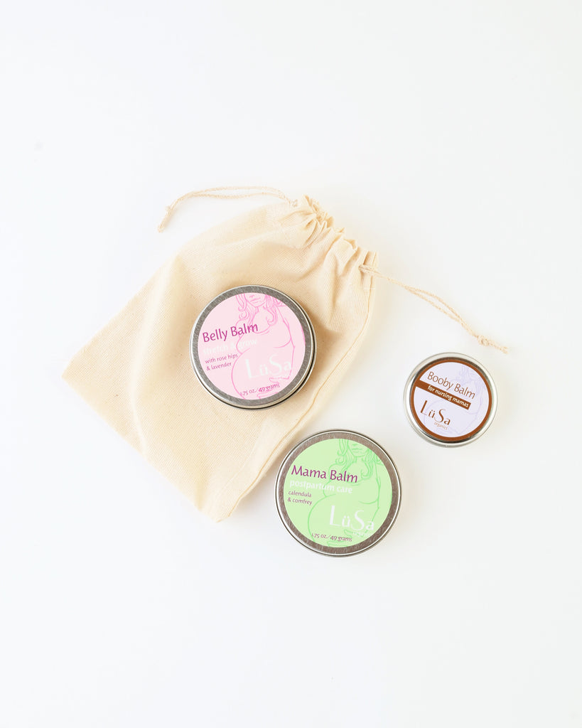 Mama Balms Collection