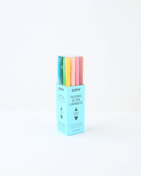 Ultrawashable Markers Set