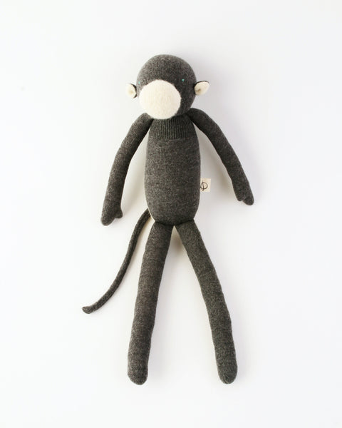 Grey Wool Monkey