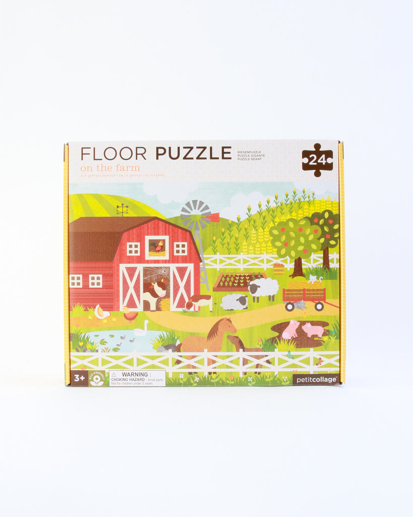 On the Farm Floor Puzzle