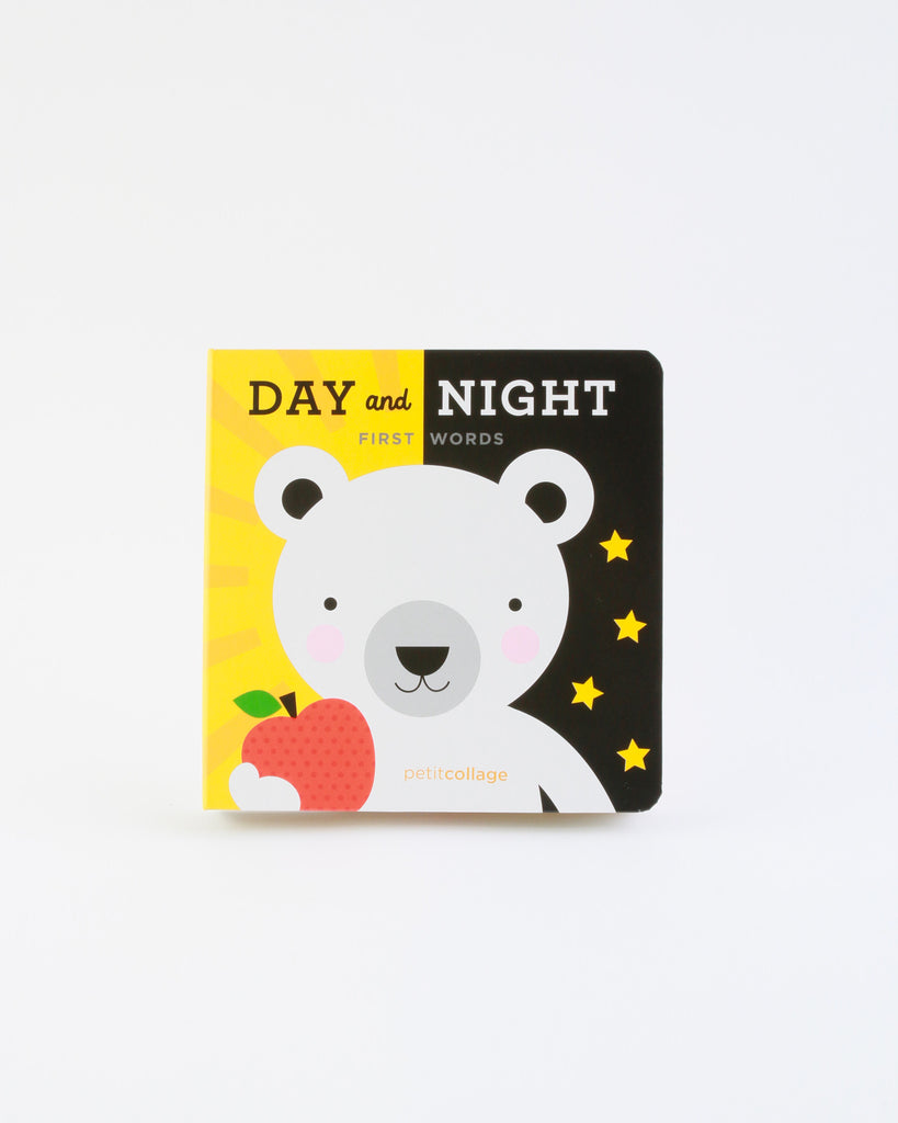 Day & Night First Words Book
