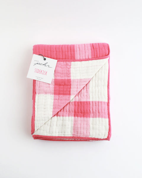 Sidekick Blanket in Fuchsia