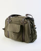 Charlie Diaper Bag in Khaki