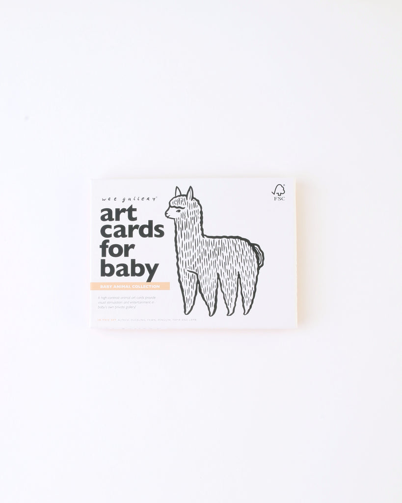 Baby Art Cards - Baby Animals