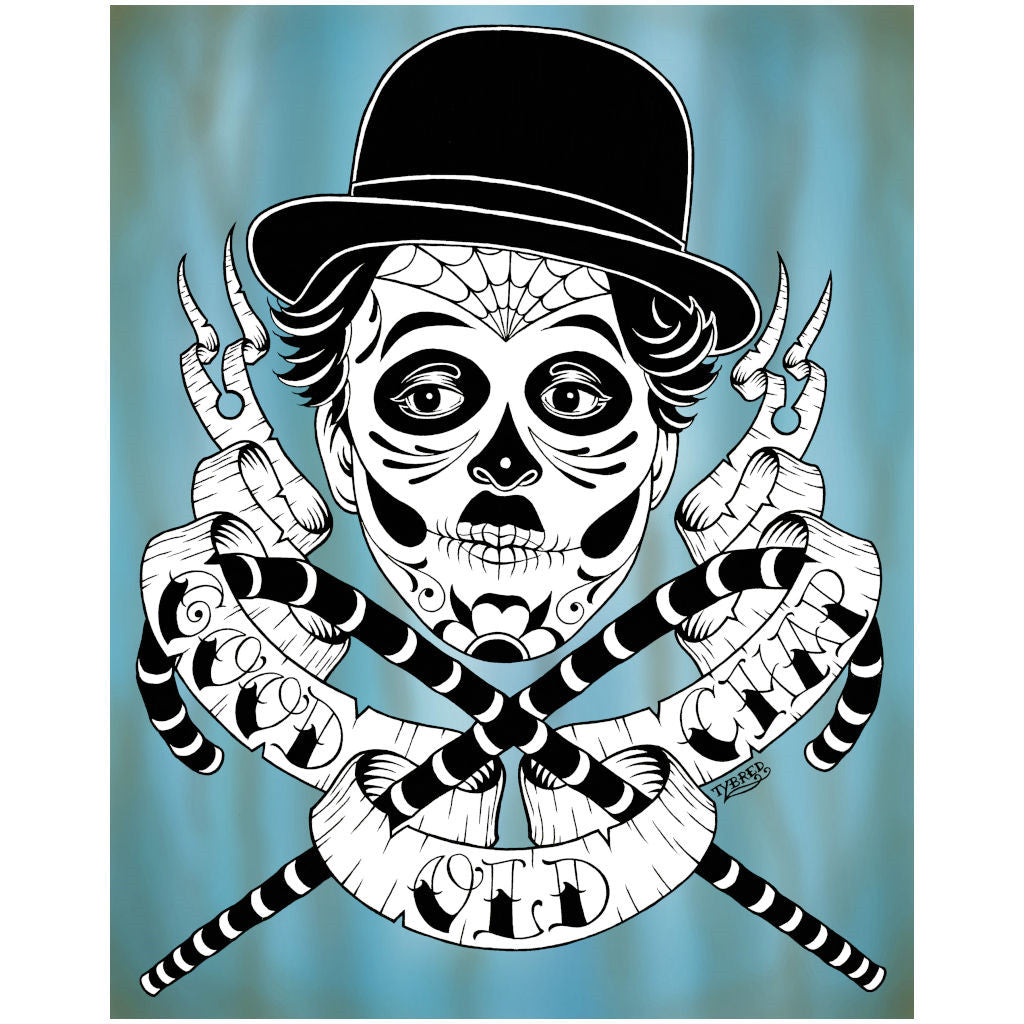 Good Old Chap by Tyler Bredeweg Rolled Canvas Art Giclee Print