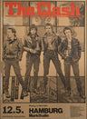 Cool Vintage punk Rock Band Nightclub Gig Posters