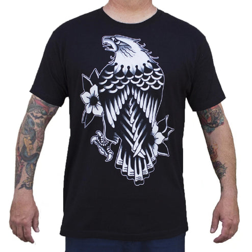 american tattoo-clothing old-school bald-eagle traditional