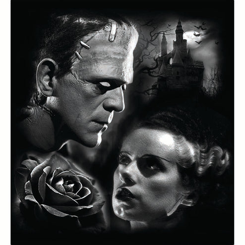best halloween wall art work pictures gothic classic monster funny home décor cheap fine large home bride frankenstein monste