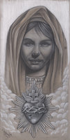Maria by Miguel Camarillo Rolled Canvas Art Giclee Print