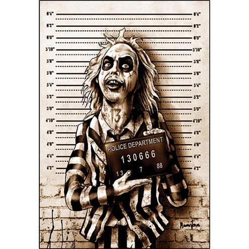 cult movie jail black white screaming demons artwork painting home decor alternative unique fine halloween wall full movie fi