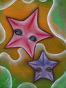 Starfish by Abril Andrade Griffith Rolled Canvas Art Giclee Print