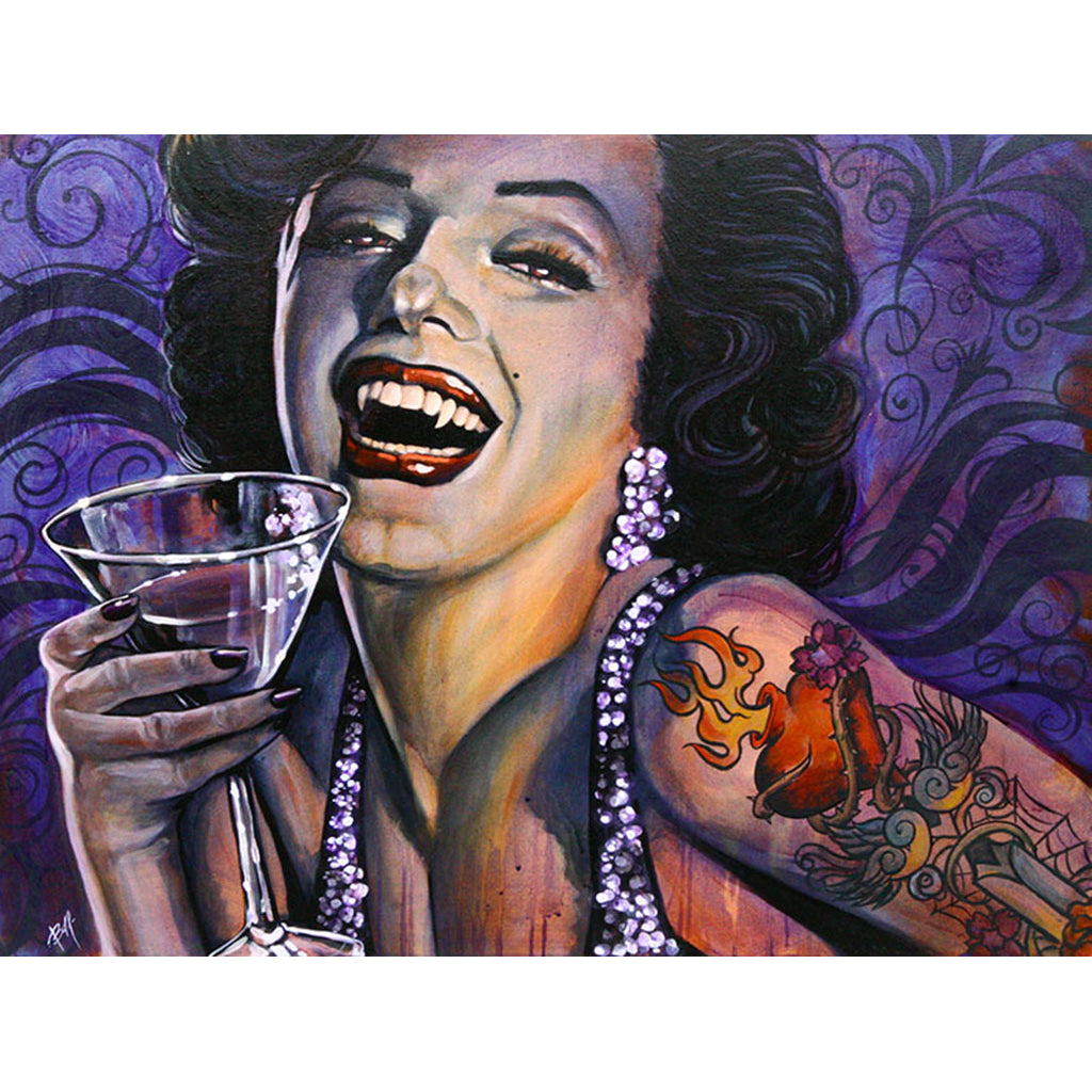 Best Gothic Marilyn Monroe Art for Sale | Moodswings Inc