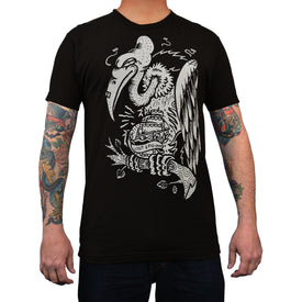 bird artwork old school flash clothing funny clothing punk design guys tee shirt shop best artwork original unique affordable