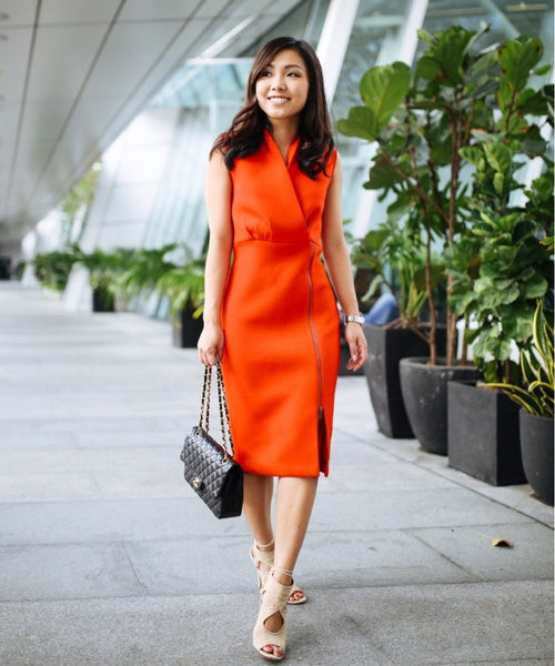 HK FASHION BLOGGER JIN WONG WEARING RACHEL SIN