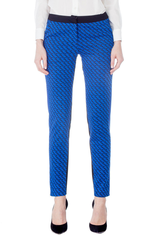 Graphic Knit Pant