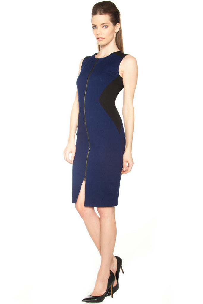 Easy Zip Dress - LAST ONE
