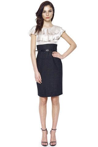 Obi Belt Dress - LAST ONE