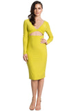 Lauren Dress Yellow - Dresses