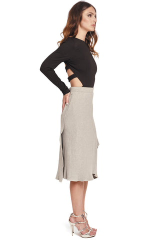 Zip Skirt - LAST ONE