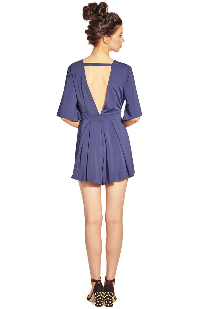 Dance All Night Romper - LAST ONE