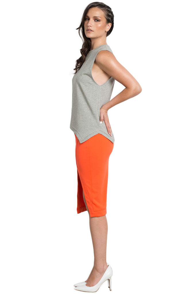 Flare Hem Tank - LOW STOCK