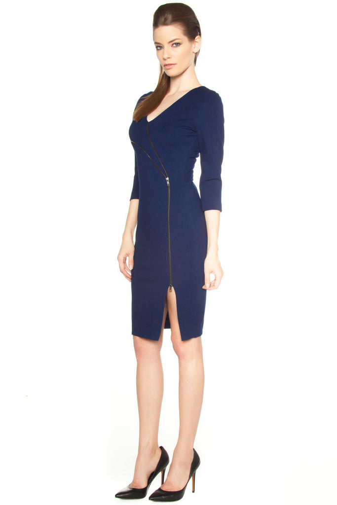 Zipper Dress - LAST ONE