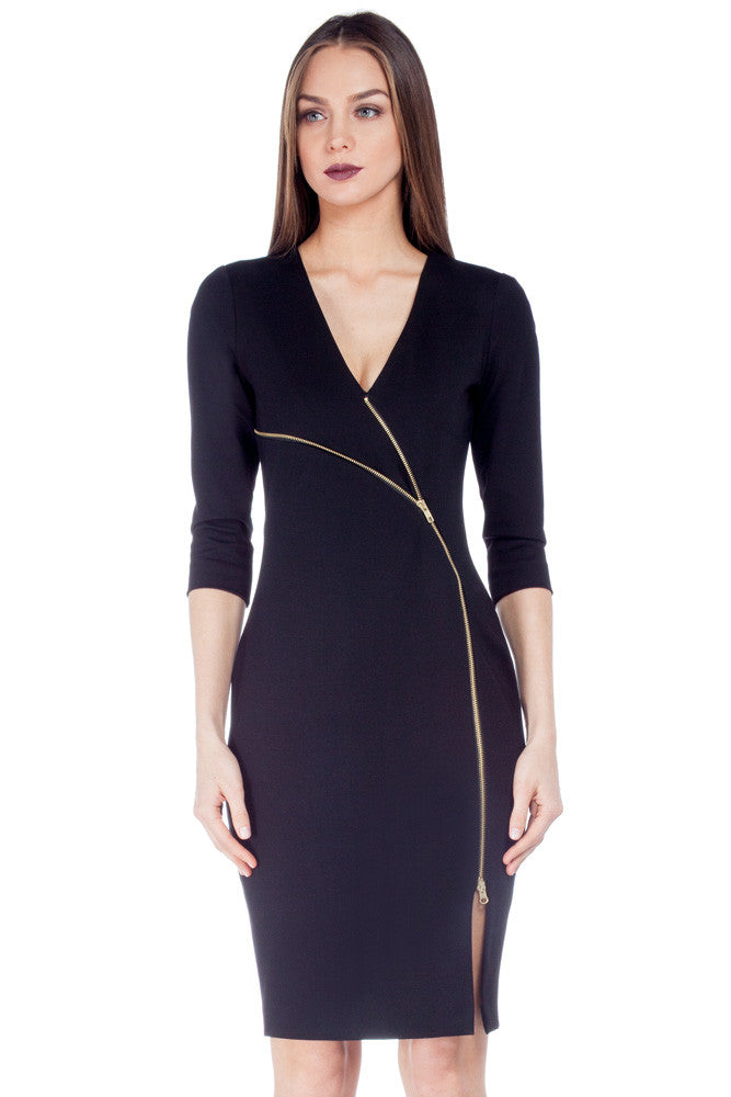 Zipper Dress