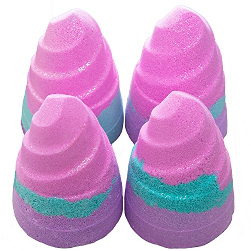 Unicorn Bath Bombs Gifts Set