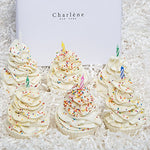 Charlene New York  Mini Cupcake Soap