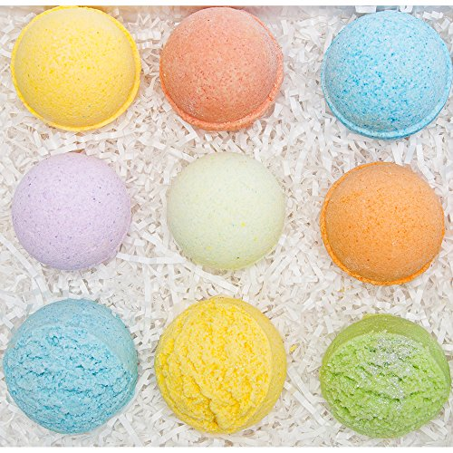 Rainbow Bath Bomb & Bubble Bar Set