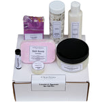 Lavender & Peppermint Spa Gift Set For Women